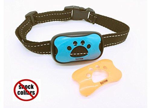 Dog Barking Control Training Collar, Humane & Safe for Small & Medium Sized Dogs-Stop Barking With Vibration & Sound Technology - No-Shock Bark Deterrent. Anti-Bark Collar.