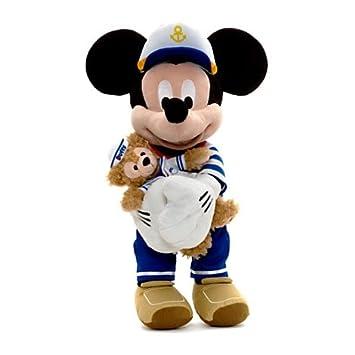 Disney Store Topolino 50cm con Duffy Mickey Mouse peluche originale
