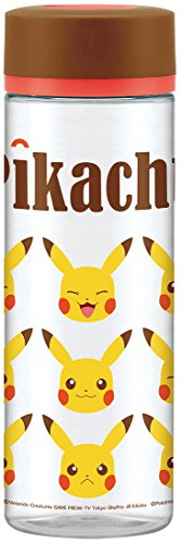 Skater Pokemon Simple Design Blow Bottle Pikachu PDC4