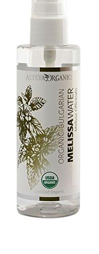 USDA Organic Steam-Distilled Melissa Water - 100ml