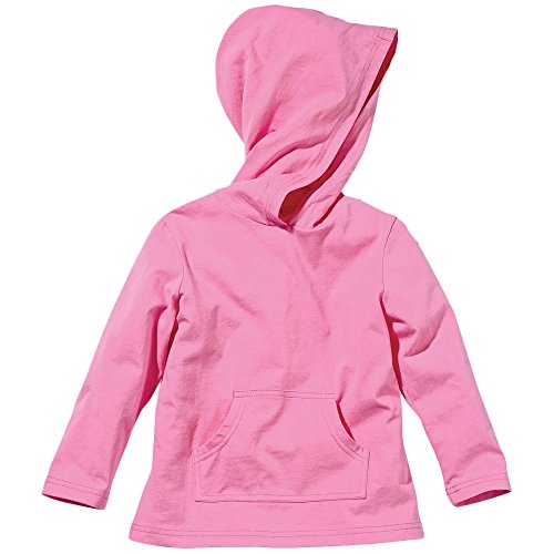 Process Bonded Fleece - Toddler Pink Insect Repelling Cotton Fleece Hoodie by Bug Smarties, Size 4T