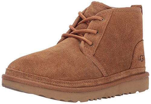 UGG Kids K Neumel II Chukka Boot, Chestnut, 6 M US Big -