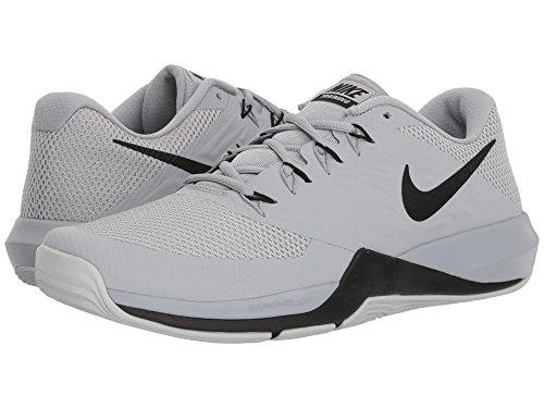 [NIKE(ナイキ)] メンズランニングシューズ?スニーカー?靴 Lunar Prime Iron II Wolf Grey/Black/Pure Platinum 8.5 (26.5cm) D - Medium