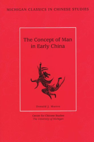 The Concept of Man in Early China (Michigan Classics In Chinese Studies)
