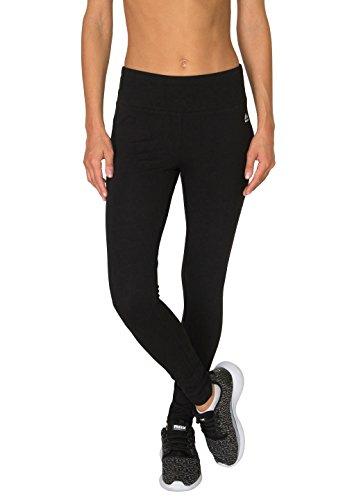 RBX Active Women's Cotton Span Jersey Legging Black L