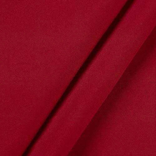 Irrgulier Cou clair Manche Ar Mode Rouge Manches V Chemisiers Confortable Classique Chemisier Shirt Bouffant Shirts Fermeture fashion Femme Longues Fille Button Uni Elgante Laisla Printemps avec qOBUfvwv