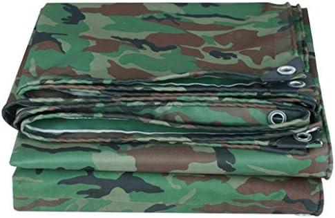 Lona Tarpaulin Camo Impermeable Heavy Duty PVC Grommets Tarp ...