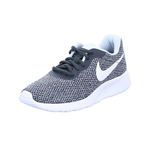 Nike 844908-100: Tanjun SE Women's Sneakers White/White/Pure Platinum (7.5 B(M) US Womens, White/White/Pure Platinum)