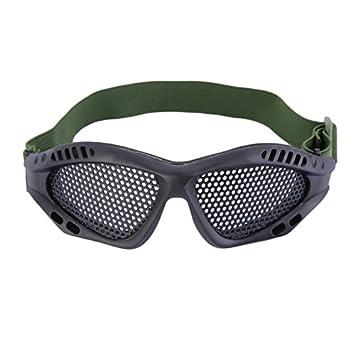 Metall Mesh Augen Schutzbrille Brille Airsoft Taktische Brillen Jagd im Freien