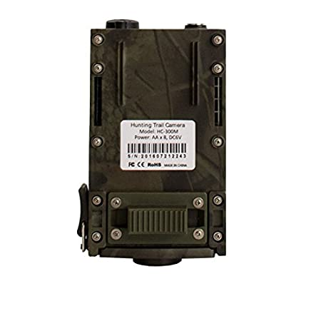 Cámara Infrarrojos, Cámara Trampa, LKM Security® GPRS gsm Mms 12 Megapíxeles: Amazon.es: Electrónica