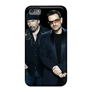 Excellent Hard Phone Covers For Iphone 6 (Gkc13352iGZW) Support Personal Customs Beautiful Green Day Series