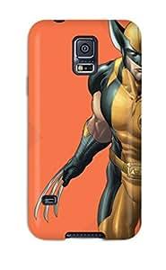 Galaxy S5 Case Bumper Tpu Skin Cover For Wolverine Accessories