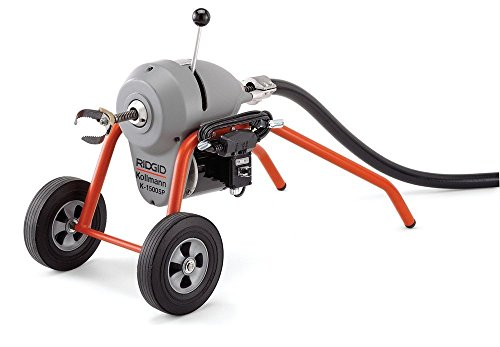 Ridgid 43507 K-1500SP 115V Drain Cleaner Machine by Ridgid