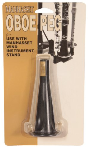 Manhasset 1470 #1470 Oboe Peg, Music Stand (Piccolo Bass Strings)