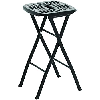 Amazon Com Tavr Folding Stool Set Of Two Light Weight
