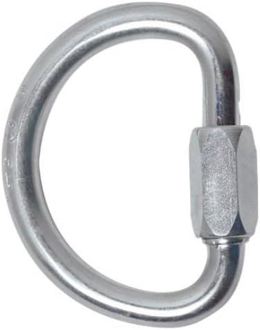 Maillon Rapide Maillón Semi-Circular Zicral D10 mm - Mosquetones