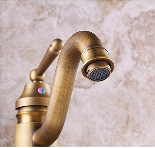 One-handle European Kitchen Faucet Lead-free Kitchen Sink Hot And Cold Water Mixer Stainless Steel