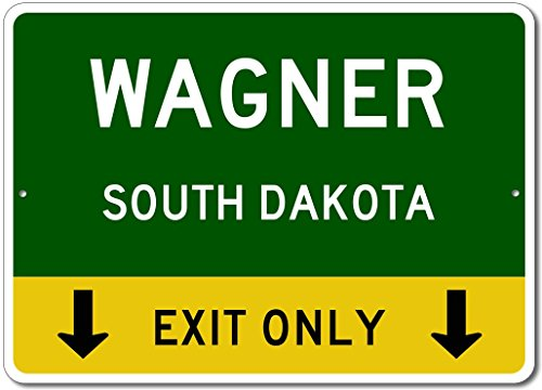 Used, Wagner, South Dakota US - This Exit Only - Custom City for sale  Delivered anywhere in USA