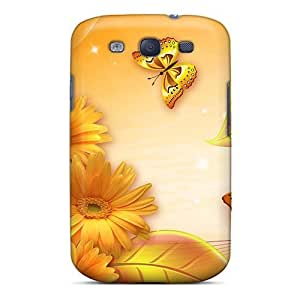 Zheng caseNew Cute Funny Gold Oh So Gold Case Cover/ Galaxy S3 Case Cover