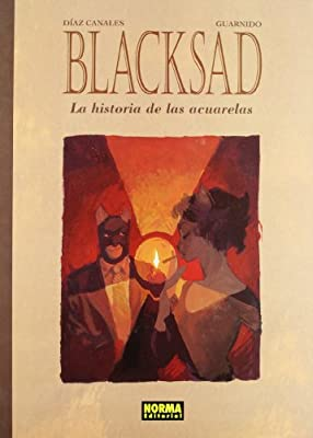 BLACKSAD. LA HISTORIA DE LAS ACUARELAS CÓMIC EUROPEO: Amazon.es ...