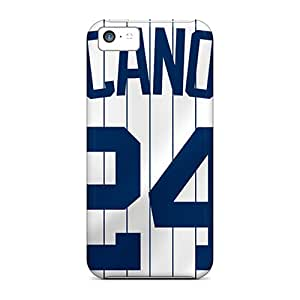 Fashion Protective New York Yankees Cases Covers For Iphone 5c