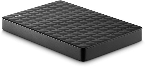 Seagate Expansion 4TB Portable External Hard Drive USB 3.0 (STEA4000400)