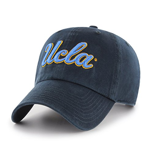 Ncaa Fitted Cap Hat - OTS NCAA Ucla Bruins Women's Challenger Clean Up Adjustable Hatvy