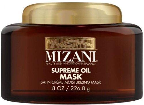Mizani Supreme Oil Mask, 8 Ounce
