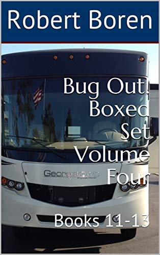 Bug Out! Boxed Set Volume Four: Books ()