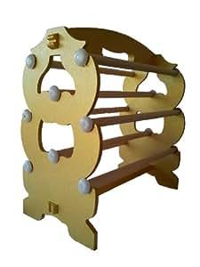 BangleEmporium! Indian Gold jewelry Bridal BANGLE STAND Bracelet Rack Holder