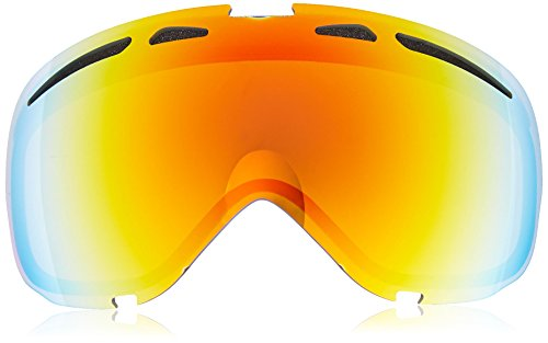 Oakley Elevate Replacement Lens, Fire Iridium