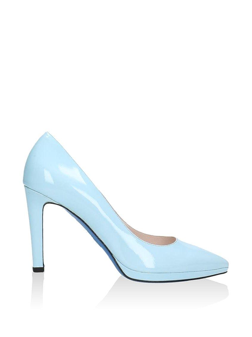 GINO GINO GINO ROSSI Damen Pumps Blau 37 EU 55564e