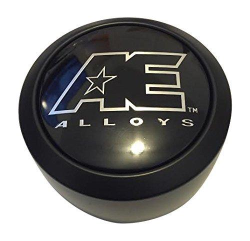 American Eagle AE Alloys 3307 AEWC 3307-02 Black Wheel Center Cap