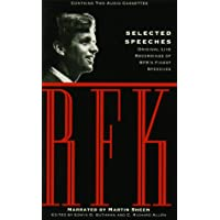 RFK: Selected Speeches: Original Live Recordings of RFK's Finest Speeches