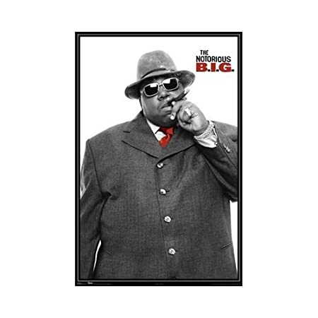 The Notorious BIG POSTER Rap B.I.G. Rare Hot New 24 x 36