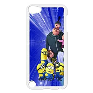Despicable Me FG0003636 Phone Back Case Customized Art Print Design Hard Shell Protection Ipod Touch 5