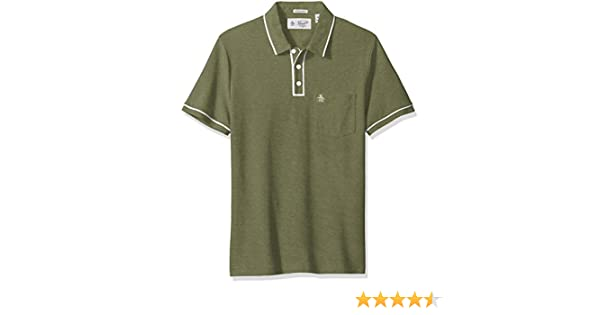 32fc71e9 Amazon.com: Original Penguin Men's Earl Polo: Clothing