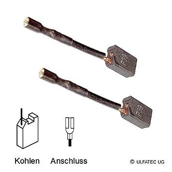 B/&D KG1200 KG 1202 Kohlebürsten für Black and Decker KG 1200