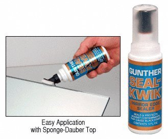 CRL Gunther Seal-Kwik Mirror Edge Sealer by CRL