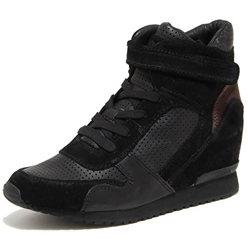 Shoes Women Donna Drum Ash Nero Sneaker 86677 Scarpa Limited w0qYvHvxO