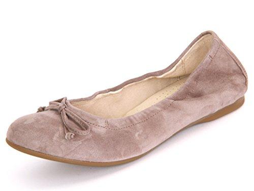 9106d11298310f Gabor 64.120-14 Damen Ballerina City ioJcjrsF. Obermaterial  Leder