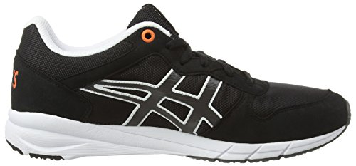 Runner Asics Unisex Light Adults' 9016 Shaw Trainers Grey Black SBqB7w5