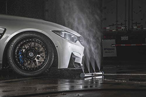 Engineered in Collaboration with MTM Hydroparts Adams Undercarriage Cleaning Wand x MTM Hydroparts Complete Kit Military Grade Materials Deliver High PSI to The Underside of Your Vehicle