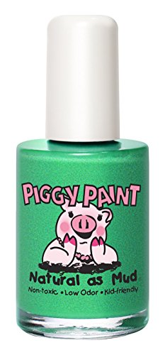 Piggy Paint 100% Non-toxic Girls Nail Polish - Low Odor for Kids - Ice Cream Dream