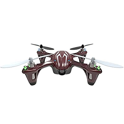 Hubsan H107C X4 Quadcopter 0.3mp Camera (silver) from Hubsan