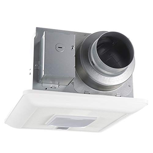 Panasonic FV-0511VQCL1 WhisperSense Ventilation Fan/Light, Motion/Humidity Sensors, Speed Selector