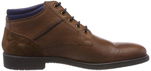 Boots Cognac Jaylon Stivali Geox C Uomo Desert Marrone Blue U 68qFx8X4wP