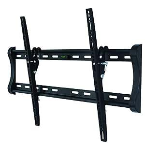 """Soporte de pared para TV/monitor en negro inclinable 12° para Philips 65"""" 65PUS7600/12"""