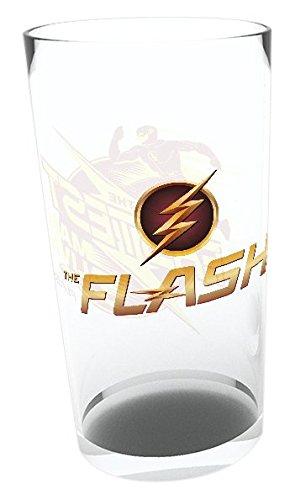 Verre /à bi/ère The Flash GB Eye Ltd Logo