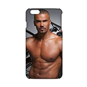 Cool-benz Shemar Moore 3D Phone Case for iPhone 6 plus